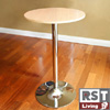 Metal Base Bar Table