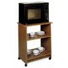 Custom Made Microwave Cabinet