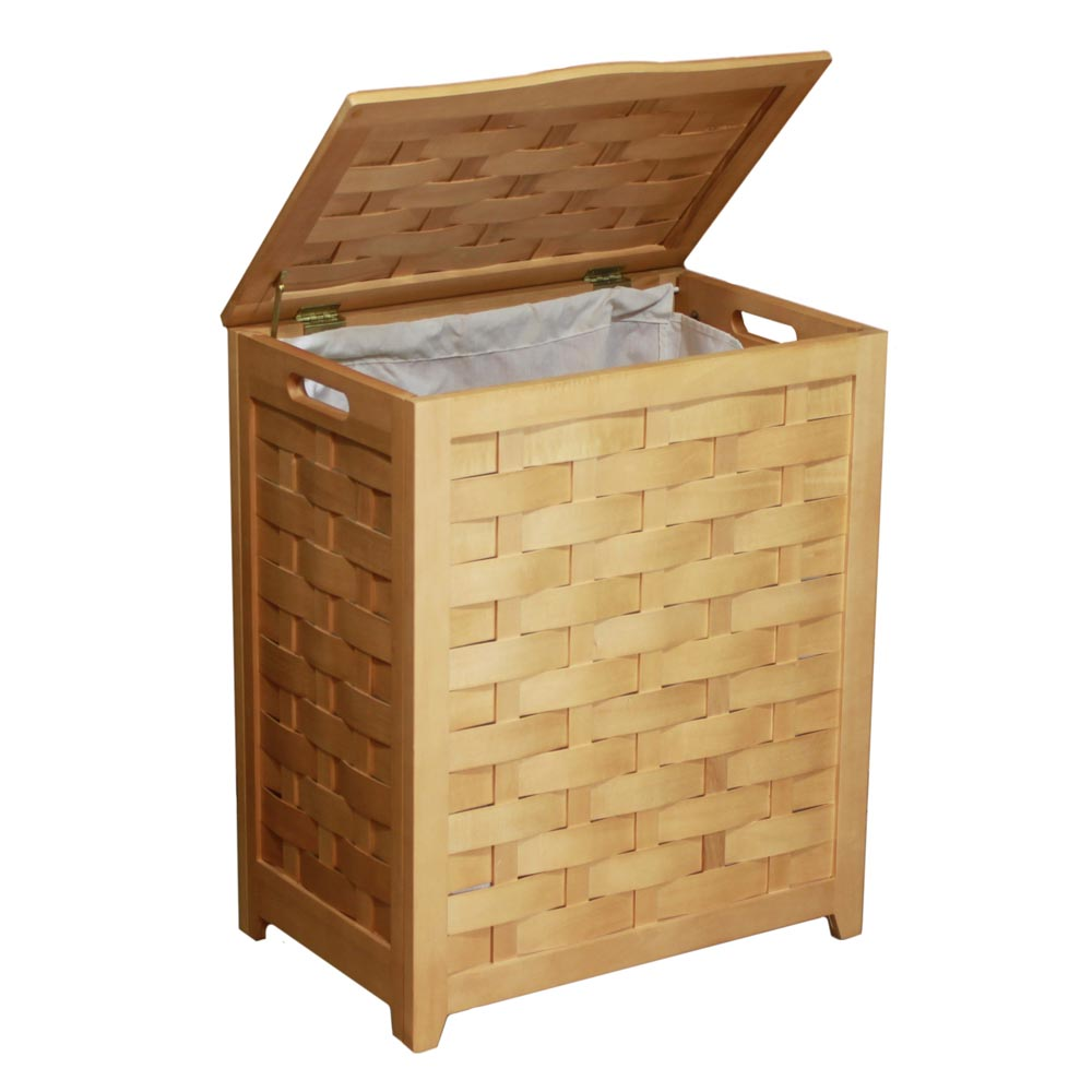 Solid Wood Laundry Hampers