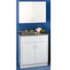 Sink & Wall Cabinets