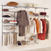 Rubbermaid Configurable 4 to 8 ft. Closet Kit 3G59(RUBFS100)