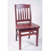 Wood Or Upholstered Seat 002SE (BM)