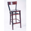 Wood Seat 008BO (BM)