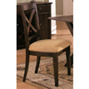 Dark Brown Dining Chair 100152 (CO)