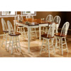 9-Pc Buttermilk Finish Dining Set 100401/02 (CO)