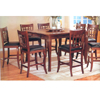 7 Pc Counter Height Dining Set 100508/09 (CO)