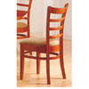 Dining Chair In Antique Oak 100852 (CO)
