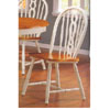 Dining Chair In Buttermilk Finish 100882 (CO)