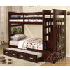 Allentown Twin over Twin Bunk Bed 10170(AFS)