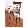 Black Metal Bar Stool 1200_ (CO)