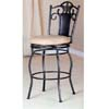 Black/Gold Metal Bar Stool 1200_ (CO)