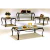 3-Piece Melody Coffee/End Table Set 1212 (ML)