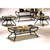 3-Piece Quartz Coffee/End Table Set 1232 (ML)