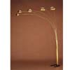 Brass Plated Overhead Sofa Lamp 1245(CO)