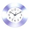 Metal Wall Clock 1250AL (PJ)