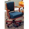 Oak Chairs on Casters 1260-90 (WD)