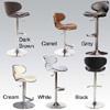 Ecco Adjustable Height Swivel Stool 13443543(OFS)