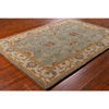 Mandara Hand-tufted Traditional Grey Wool Rug 14780833(OFS17