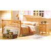 Minnesota Sleigh Style Night Bed 1524_ (IEM)