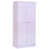Two Door Storage Cabinet 154BR-D2 (HSu)