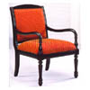 Upholstered Accent Chair 1669 (WD)