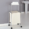 2 Tier Laundry Cart 16992(OI)