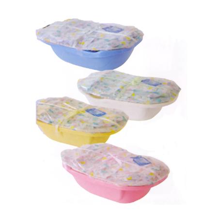 16 Piece Layette Bath Tub Gift Set 250(DM)