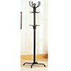 Satin Black Spider Coat Rack 2019 (COFS16)