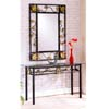 Console Table With 8MM Bevelled Glass 2089T (PJ)
