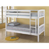 Solid Wood Twin/Twin Bunk Bed DA1026B(KFS190)