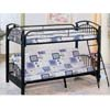 Fortuna Twin/Full Futon Bunk Bed 2177BF (IEM)