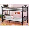Fortuna Twin/Twin Bunk Bed 2177B (IEM)