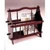 Wooden Magazine Rack 5110 (PJFS7)