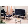Futon Sofa/Bed With 39�� Arm Span 2301_ (IEM)
