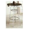 Soda Fountain Black Bar Table W/ Retro 2405 (COFS20)