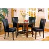 Puritan Dining Set 2518/3038-BLK (ML)