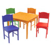 Nantucket Table & 4 Chairs 2610_ (KK)