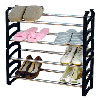 Adjustable 4-Level Shoe Rack 2771(PJFS15)