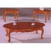 3-Pc Oak Veneer Occasional Set 2919 (WD)