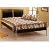 Platform Bed in Chrome Finish 300031Q (CO)