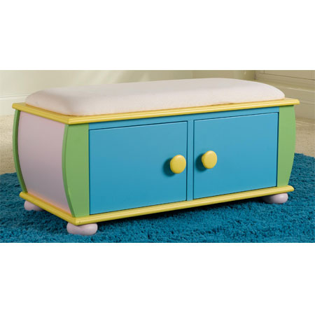 Sunday Funnies Storage Bench 343-260 (PW)