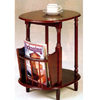 Cherry Finish Magazine Table 3513 (CO)