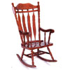 Cherry Finish Jefferson Rocker 3516 (CO)