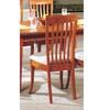 Cherry Finish Side Chair 3577C (IEM)