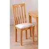 Maple Finish Chair 3587M (IEM)