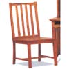 Mission Oak Finish Chair 3795 (CO)