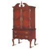 T.V. Armoire In Cherry Finish 3914 (CO)