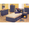 Bed With Three Drawers 40011_ (CO)