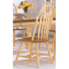 Arrow Back Side Chair 4083A (CO)