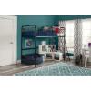 Kelsey Twin Metal Loft Bed 4095029(WFS)
